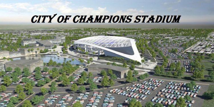 City of Champions Stadium
