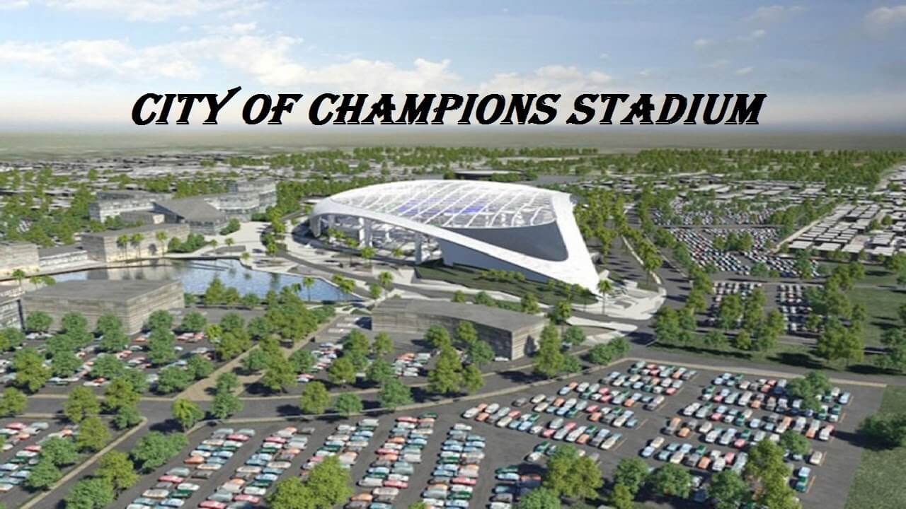 City of Champions Stadium
