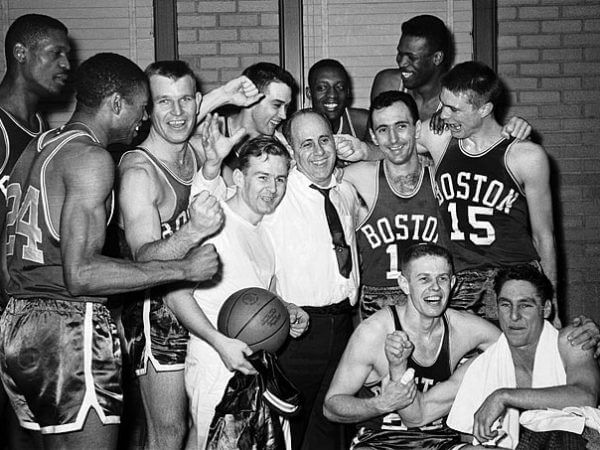 Boston Celtics 1959