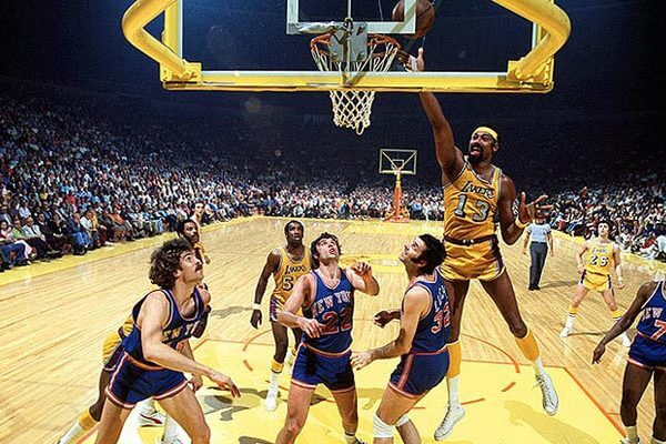 1972 Lakers Championship