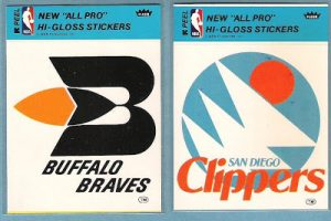 1978-79 Fleer Clippers