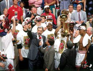 Chicago Bulls 1996 Championship