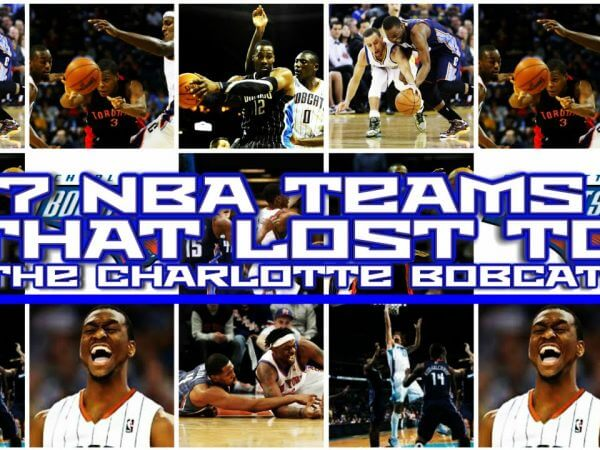 7 Teams That Lost to Charlotte