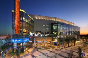 Amway Center - Orlando Magic