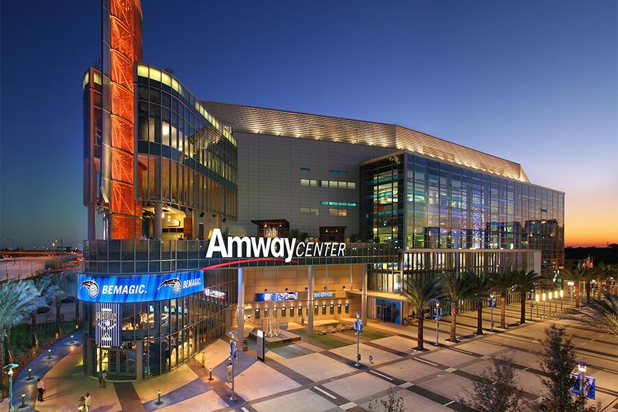 Amway Center - Orlando Magic