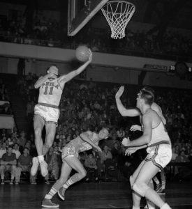 Arizin Philadelphia Warriors 1946