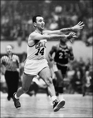 Bob Cousy - Boston Celtics 1955