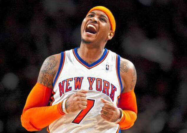 Carmelo Anthony - 2011 New York Knicks