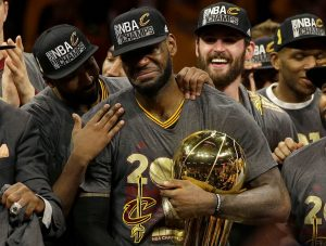 Cavaliers NBA Champs