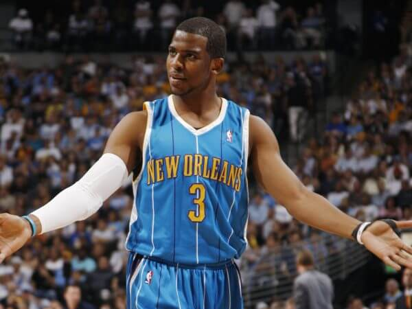 Chris Paul - New Orleans Hornets