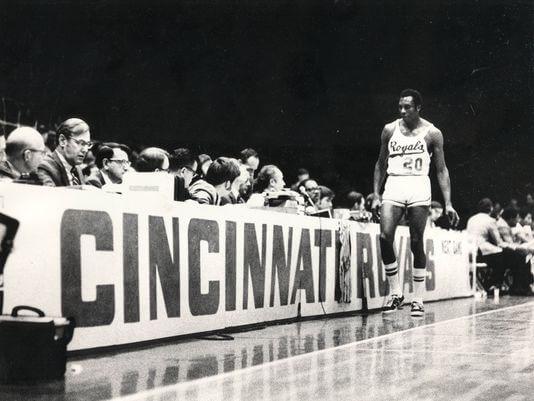 Cincinnati Royals 1957