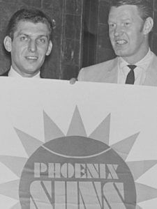 Colangelo and King Announcement