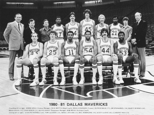 Dallas Mavericks1980