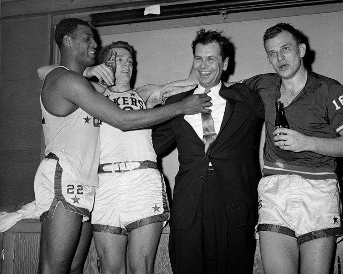 Elgin Baylor - Minneapolis Lakers 1959