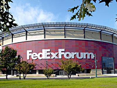 FedExForum - Memphis Grizzlies