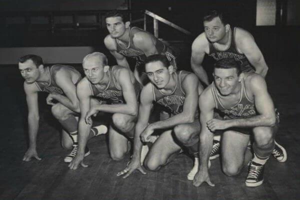 Fort Wayne Pistons 1957