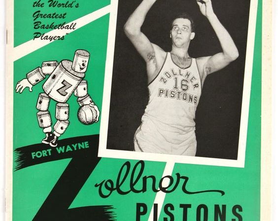 Fort Wayne Zollner Pistons 1944