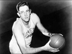 George Mikan 1947 - Minneapolis Lakers