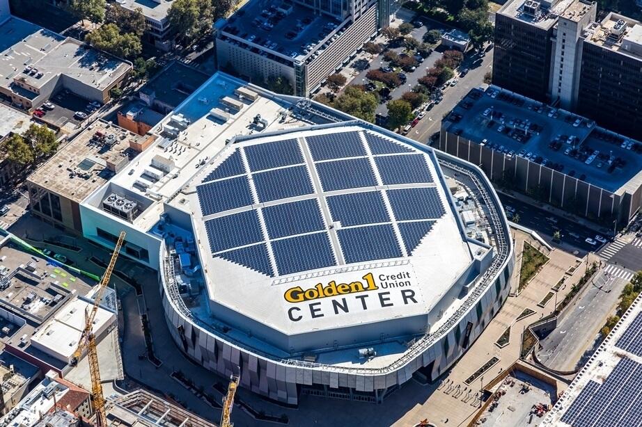 Golden 1 Center - Sacramento Kings