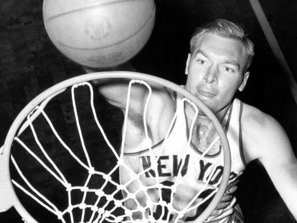 New York Knicks: Harry Gallatin