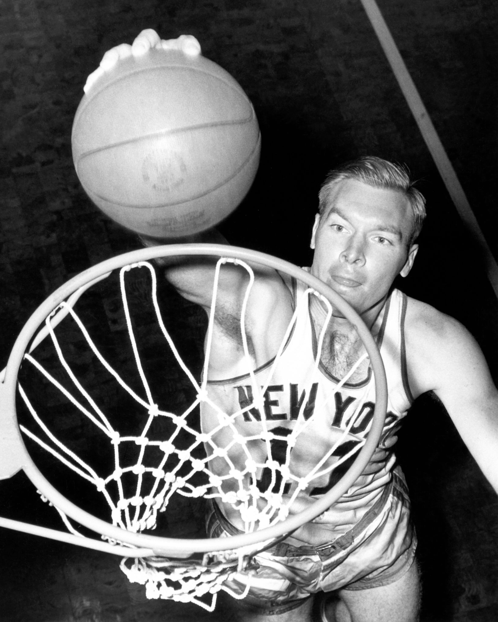 New York Knicks: Harry Gallatin