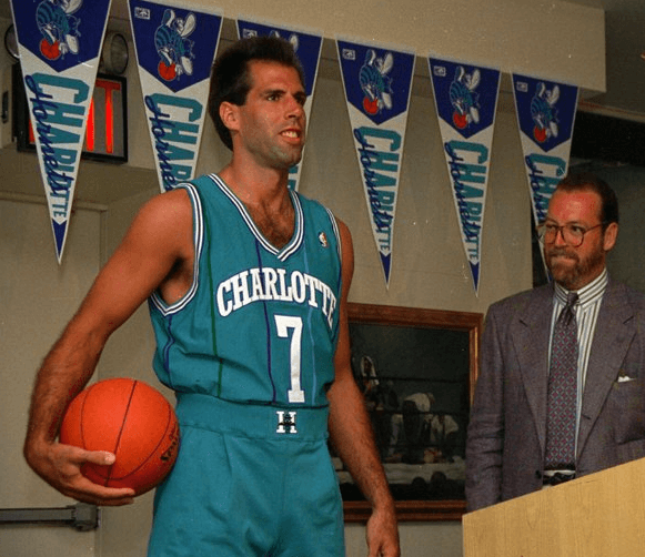 Hornets Uniforms - Kelly Trupika 1988