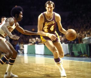 Jerry West - Los Angeles Lakers