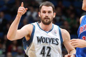 Kevin Love - Minnesota Timberwolves