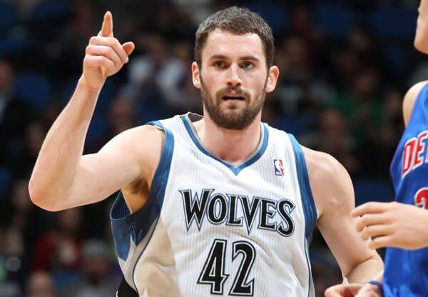 Kevin Love - Minnesota Timberwolves