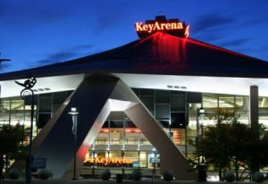 Key Arena - Seattle