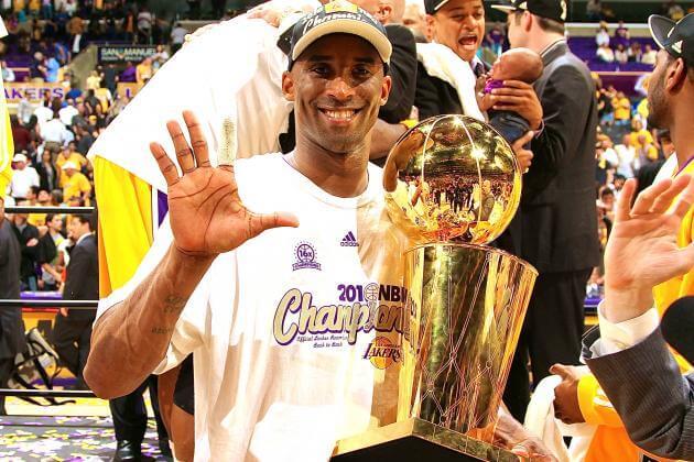 LA Lakers 2010 Finals - Celtics