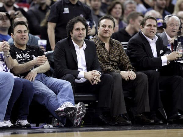 Maloofs Family - Sacramento Kings Owners