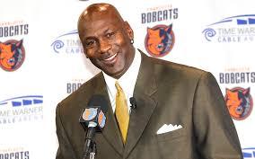 Michael Jordan Owner Charlotte Bobcats