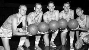 Minneapolis Lakers 1947
