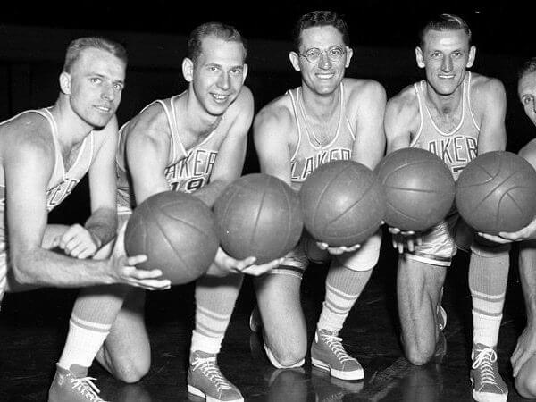 Minneapolis Lakers 1947