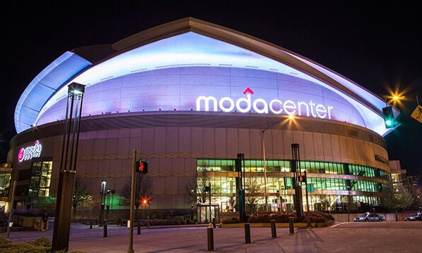 Moda Center - Portland Trailblazers