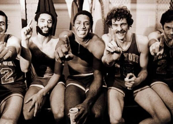 NBA Champs New York Knicks - 1973