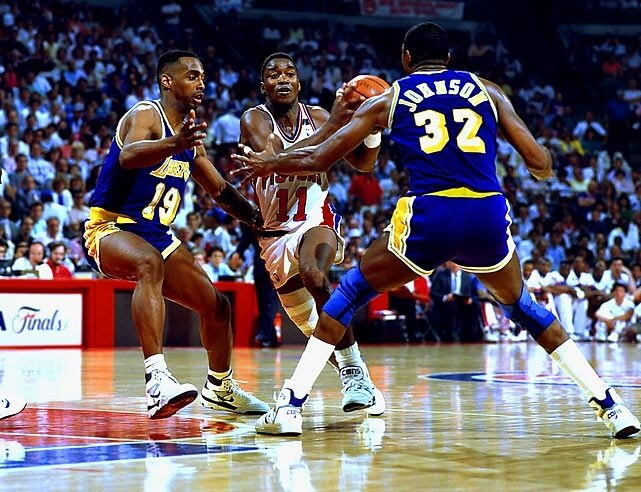 NBA Finals 1989 - Detroit Pistons