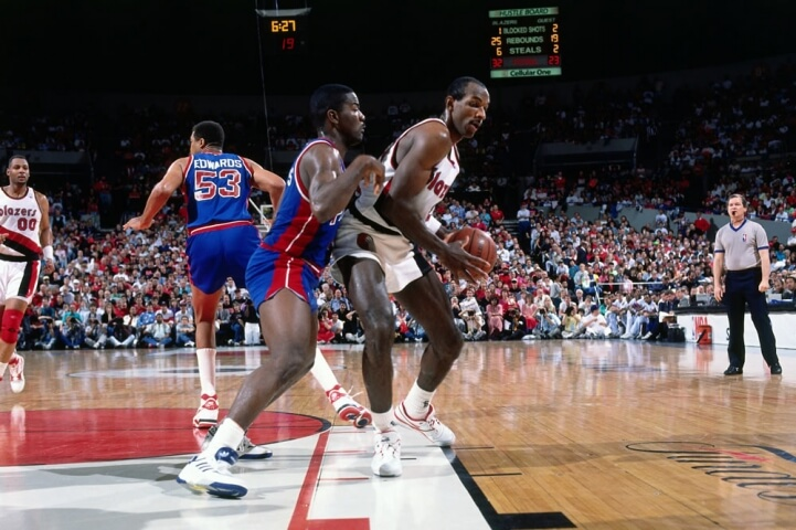 NBA Finals 1990 - Detroit Pistons