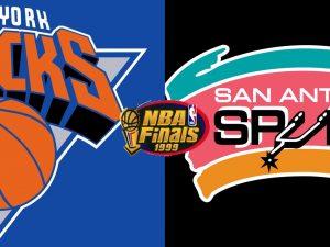 NBA Finals 1999 - Knicks vs Spurs