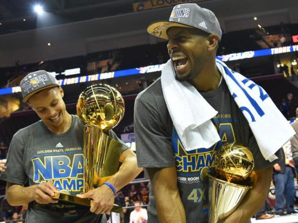 NBA Finals 2015 - Golden State Warriors