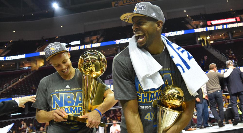 NBA Finals 2015 - Golden State Warriors