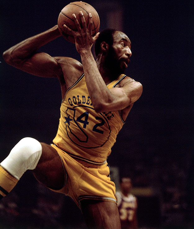 Nate Thurmond Rebound 1963