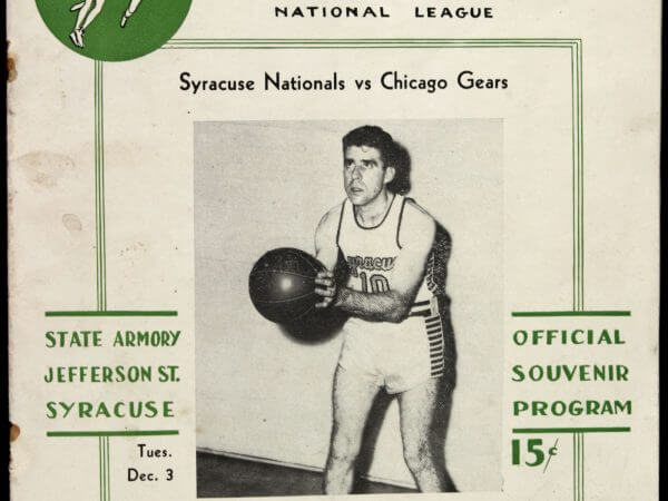 Nationals Program 1946