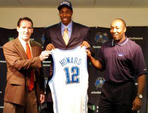 Orlando Magic Draft Dwight Howard