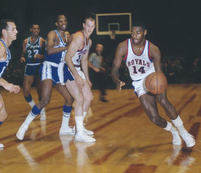 Oscar Robertson - Cincinnati Royals