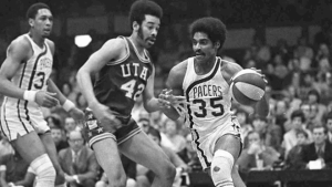 Pacers 71-72 Home Roger Brown, Stars