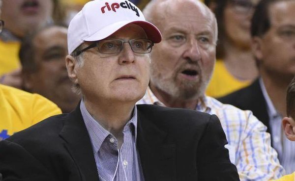 Paul Allen - Portland Trailblazers Owner