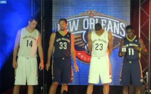 Pelicans Introduced 2013
