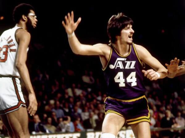 Pete Maravich New Orleans Jazz 1979